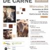 Jornadas Vacuno de Carne. Adaptación PAC 2015-2020.