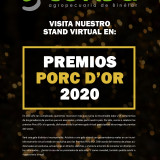 LONJA DE BINEFAR PRESENTE EN LA FERIA VIRTUAL Y GALA PORC d`OR 2020