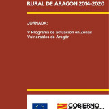 Inscripción Jornada V Programa de actuación en zonas vulnerables